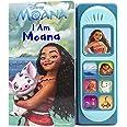 Disney Moana - I Am Moana Little Sound Book - PI Kids (Disney Moana: Play-A-Sound)