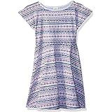 Crazy 8 Girls' Short Split Sleeve Knit Dress