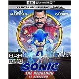 ソニック・ザ・ムービー [4K UHD+Blu-ray ※4K UHDのみ日本語有り] (輸入盤)