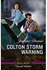 Colton Storm Warning (The Coltons of Kansas Book 4) Kindle Edition