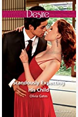 Scandalously Expecting His Child (The Billionaires of Black Castle Book 2) Kindle Edition