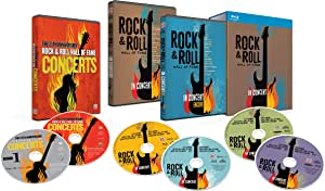 Rock & Roll Hall of Fame: In Concert [Blu-ray]