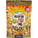 Fragrance Salted Egg Fish Skin, 70g