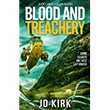 Blood and Treachery (DCI Logan Crime Thrillers Book 4)