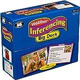 Super Duper Publications | Inferencing Big Photo Flash Cards | Problem Solving, Reasoning and Critical Thinking Skills Fun De