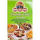 MDH チャットマサラ 100g 1箱 Chunky Chat masala スパイス ハーブ 香辛料 調味料 ミックススパイス 業務用