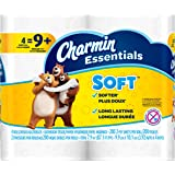Procter & Gamble 96798 4 Giant Rolls Charmin Essentials Soft Bath Tissue