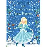 Little Sticker Dolly Dressing Snow Princess