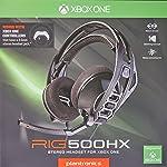 Plantronics Rig 500 HX Headset