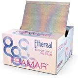 Framar Ethereal Pop Up Hair Foil, Aluminum Foil Sheets, Hair Foils For Highlighting - 500 Foil Sheets