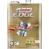 カストロール エンジンオイル EDGE 5W-30 4L 4輪ガソリン/ディーゼル車両用全合成油 Castrol
