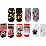 Disney Girls' Minnie Mouse 5 Pack Shorty