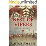 Nest of Vipers (Agents of Rome Book 1)