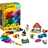 LEGO Classic Creative Fun 11005 Colurful LEGO Building Block toy set for young kids - boys and girls (900 Pieces)