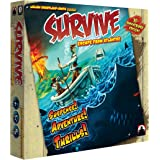 Survive Escape from Atlantis 30th AnniversaryTile Game
