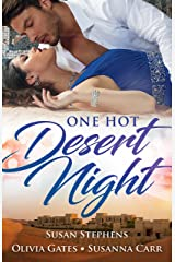 One Hot Desert Night - 3 Book Box Set (Beasts of the Desert) Kindle Edition