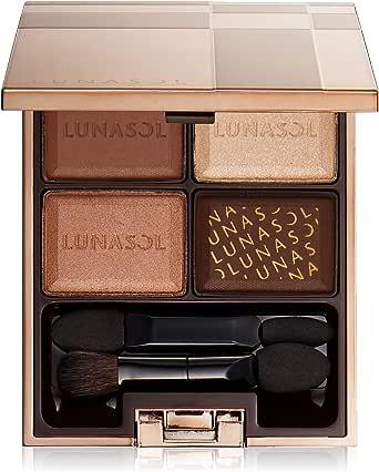 ルナソル(LUNASOL) セレクション・ドゥ・ショコラアイズ02 Chocolat Amer アイシャドウ