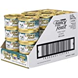 Fancy Feast Grilled Turkey in Gravy Wet Cat Food, Adult, 24x85g