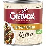 Gravox Brown Onion Gravy Canister, 120g