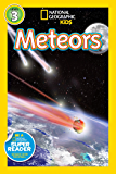 National Geographic Readers: Meteors (English Edition)