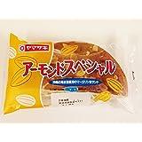 ヤマザキ アーモンドスペシャル 沖縄の海水塩使用 ×3個セット 山崎製パン横浜工場配送
