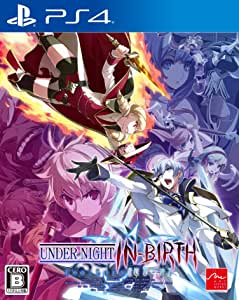UNDER NIGHT IN-BIRTH Exe:Late[cl-r] 【Amazon.co.jp限定】オリジナルカスタムテーマ 配信 - PS4