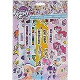 My Little Pony 11502A Sticker Album Set, Pink