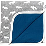 """Large Premium Knit Baby 3 Layer Stretchy Quilt Blanket for Boys""""Scout"""" by Copper Pearl …"""