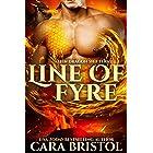 Line of Fyre (Alien Dragon Shifter Series Book 2)