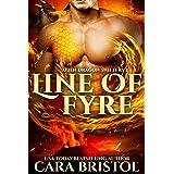 Line of Fyre (Alien Dragon Shifters Book 2)