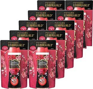 【ケース販売】 レノア ハピネス 香り付け専用剤 アロマジュエル ダイアモンドフローラルの香り 詰替用 455ml×10個