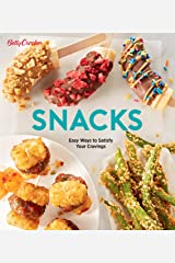 Betty Crocker Snacks: Easy Ways to Satisfy Your Cravings Kindle Edition