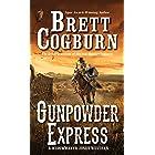 Gunpowder Express (A Widowmaker Jones Western Book 3)