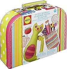 ALEX Toys マイファーストソーイングセット 裁縫セット 【日本語説明書付正規品】