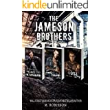 The Jameson Brothers: Motorcycle Club/Underground Fighting Ring Romance Bundle