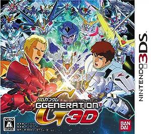 SDガンダム GGENERATION 3D (初回封入特典:ガンダムトライエイジ/ARカード両A面仕様スペシャルカード ガンダムAGE-1ノーマル 同梱) - 3DS