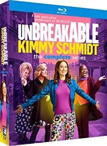 Unbreakable Kimmy Schmidt: The Complete Series [Blu-ray]