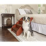 Solvit PupSTEP Wood Pet Stairs, Extra Large by Solvit