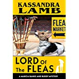 Lord of the Fleas: A Marcia Banks and Buddy Mystery (The Marcia Banks and Buddy Mysteries Book 9)