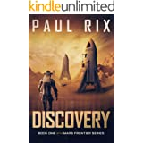 Discovery: The Mars Frontier Series Book 1