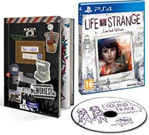 Life is Strange Limited Edition (PS4) (輸入版)