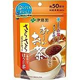 伊藤園 おーいお茶 さらさらほうじ茶 40g (チャック付き袋タイプ)