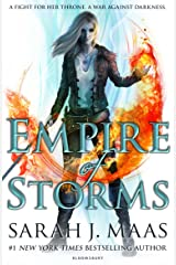 Empire of Storms (Throne of Glass Book 5) Kindle Edition