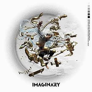 【Amazon.co.jp限定】Imaginary (通常盤)(特典:メガジャケ(通常盤絵柄)付)