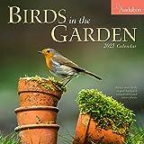 2021 Audubon Birds in the Garden Wall Calendar
