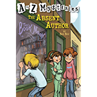 A to Z Mysteries: The Absent Author (English Edition)