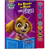 Paw Patrol I'm Ready To Read With Skye - Starting To Read Simple Sentences Play-a-Sound Book