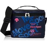 [デサント] バッグ クーラーバッグM 保冷 ペットボトル 収納 DMAPJA43 NVPK