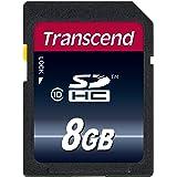 旧モデル Transcend SDHCカード TS8GSDHC10 5年保証