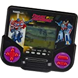 Tiger Electronics Transformers Robots in Disguise Generation 2 Electronic LCD Video Game Retro-Inspired 1 Player Handheld Gam